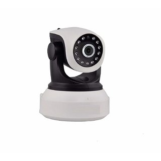 Wireless Rotating CCTV Camera System Video Monitor with Mic Night Vision