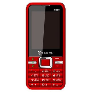 Forme M660 Triple Sim Mobile Phone With FM Camera 2 LED Powerful Torch