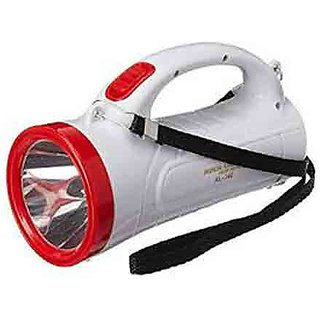 Rock Light RL-340 10W Rechargeable Torch