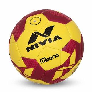 Nivia Rabona Football Size 5 (Multicolor TPU Layered Foam)