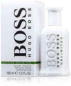 Boss Hugo Boss Bottled Unlimited Eau de Toilette Natural Spray vaporisateur