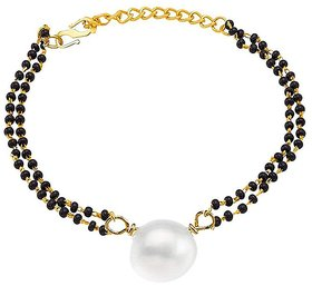 Ankur classic pearl hand mangalsutra for women