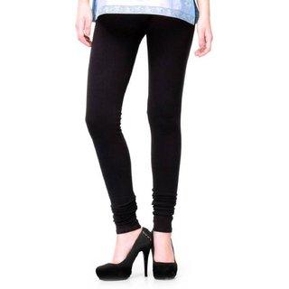Women's Cotton solid legging
