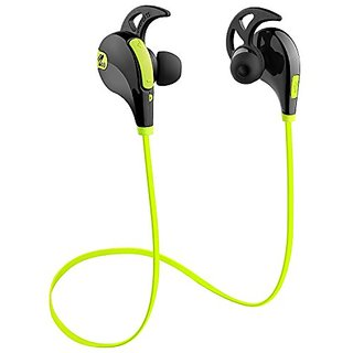 Sport Jogger Wireless Bluetooth Earphones with Mic and Deep Bass