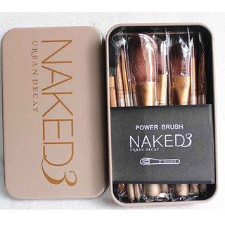 Professional Make up Brush Set Foundation Blusher Face Powder Style 12 pcs