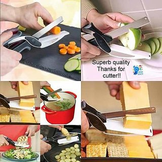 Kitchen Clever Cutter 2 in 1 Vegetable Chopper
