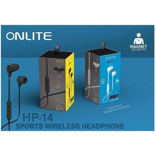 HP 14 BLUETOOTH EARPHONES WITH MIC