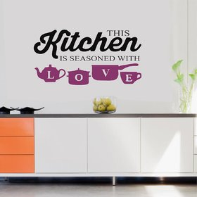 Asmi Collections Wall Stickers For Kitchen