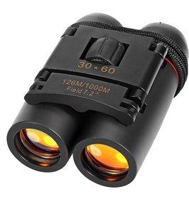 Mini Binocular Day Night Vision 30x60 Zoom with Coated Orange Lens