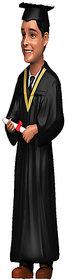 Customized Graduation Figurine