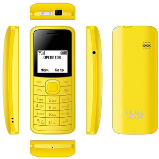 I KALL K76 1.4 inches(3.56 cm) Single Sim 600 Mah battery BIS Certified Mobile Phone
