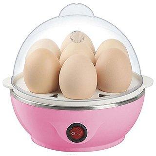 Skys and Ray Tradeaiza Electric Boiler Steamer Poacher SL84YE Egg Cooker(7 Eggs)