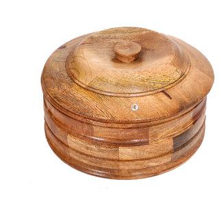 Wooden Hot Case Casserole