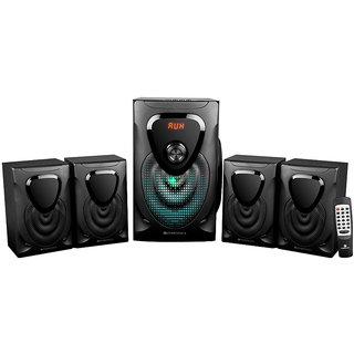 Zebronics OPERA 4.1 Multimedia Bluetooth Speaker System