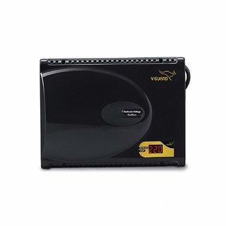 V Guard VG Crystal Plus Voltage Stabilizer black