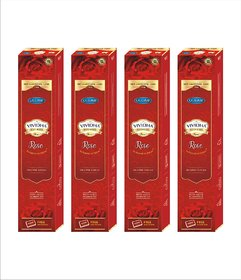 VIVIDHA Rose 125 gm Box, Set of 4 Boxes