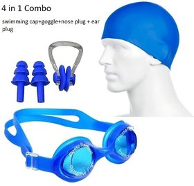 Body Maxx 4 in 1 Swimming Kit