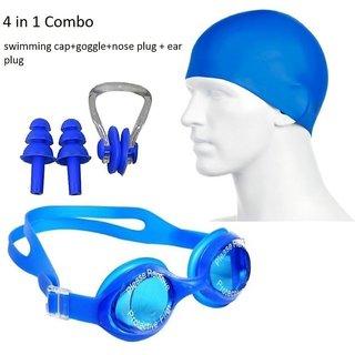 Body Maxx 4 in 1 Swimming Kit