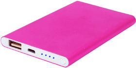 GUG Pumi 4000 Mah Power Bank ( Pink)