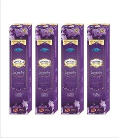 VIVIDHA Lavender 125 gm Box, Set of 4 Boxes.