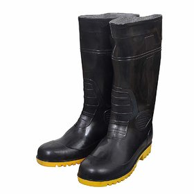 RE-FOX STEEL TOE Safety Gumboot 15 INCH 10 NO.