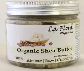 Organic Shea Butter-Raw,Urefined, African 200 gms