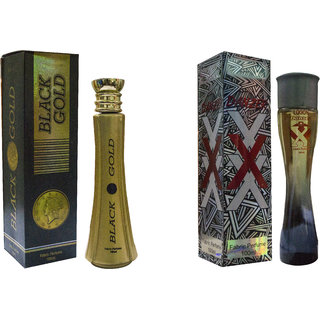Combo Of Black Gold- Danzer X 100ML ( Pack of 2 )