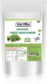 Vetra Organic Wheat grass powder - 250 Grams