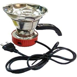 Gayatri Electric Dhoop Dani Incense Bakhoor Burner for Home Office Temple God Puja