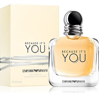 ARMANl BECAUSE ITS YOU EDP FOR HER 100ML