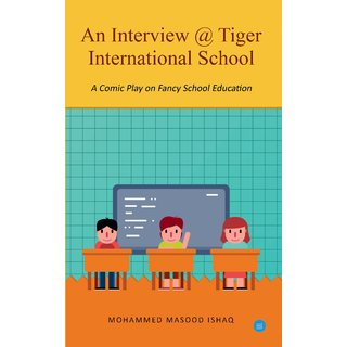 An interview @ Tiger International School