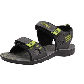AIR FAX Boys Fashion Comfort Trendy Solid Casual Sandal (KIDS ARLO 4)(PU SOLE)