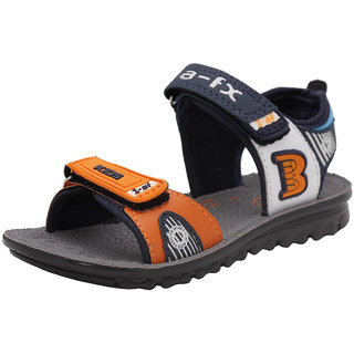 AIR FAX Boys Fashion Comfort Trendy Solid Casual Sandal (KIDS ARTOS 2)(PU SOLE)