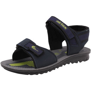 AIR FAX Boys Fashion Comfort Trendy Solid Casual Sandal (KIDS PUNCH 1)(PU SOLE)