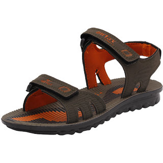 AIR FAX Boys Fashion Comfort Trendy Solid Casual Sandal (KIDS PUNCH 2)(PU SOLE)