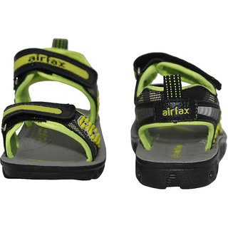 AIR FAX Mens Boys Fashion Comfort Trendy Solid Casual Sports Floaters & Sandals (6777)