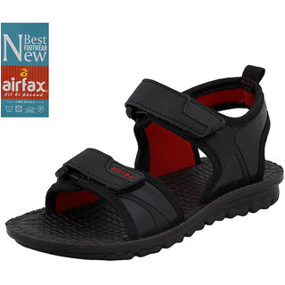 AIR FAX Boys Fashion Comfort Trendy Solid Casual Sandal (ANDRO)