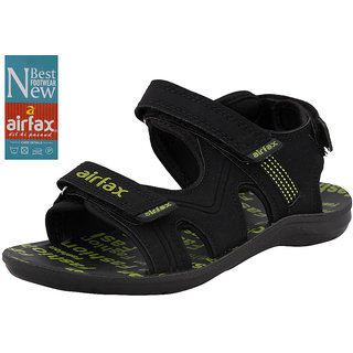AIR FAX Boys Fashion Comfort Trendy Solid Casual Sandal (ANDROID)