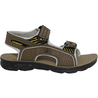 AIR FAX Boys Fashion Comfort Trendy Solid Casual Sports Floaters & Sandals (Kids Amaze-2)