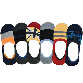 Angel homes Loafer Socks Combo (6 pairs)