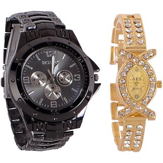 Rosra Multi Quartz Watch Combo
