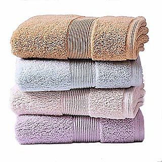 Towel  Hankerchief Assorted Colour pack of 2 Pcs Size- (12x12)