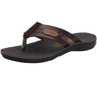99ae6de56 AIR FAX Boys Fashion Comfort Trendy Solid Casual Slipper (KIDS ALSTONE)(PU  SOLE