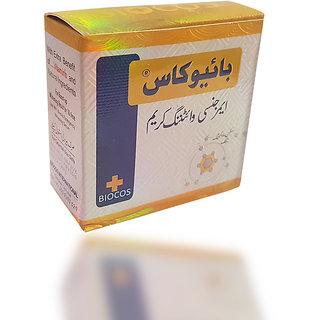 Skin whitening cream (Biocos) 30g