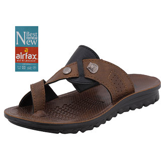 AIR FAX Boys Fashion Comfort Trendy Solid Casual Sandal (ARON 4)