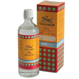 Tiger Balm Oil (28ml)