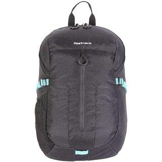Fastrack Polyester Black Laptop Unisex Bag - A0511NBK01