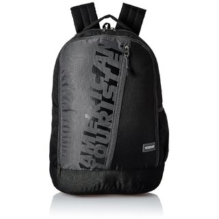 American Tourister 28 Ltrs Black Casual Backpack
