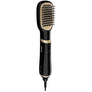 Philips HP8659 Kerashine Ionic Air Straightener Black Gold