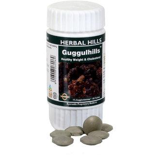 Herbal Hills Guggulhills 60 Tablets